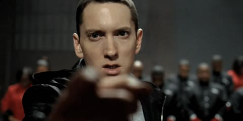 Eminem, Audi come to agreement on Lose Yourself video