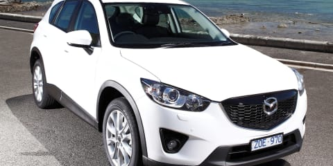 Mazda CX-5: pricing and specifications for revised 2013 range