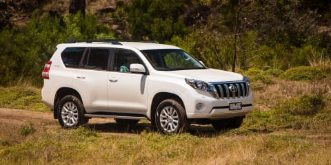 Ford Everest Titanium v Toyota Prado VX :: Comparison Review