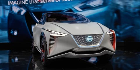 Nissan trademarks IMS, IMQ names