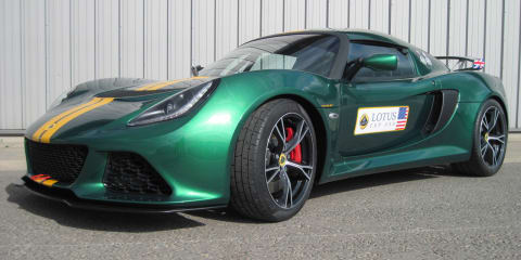 Lotus Exige V6 Cup: lightweight Brit goes hardcore