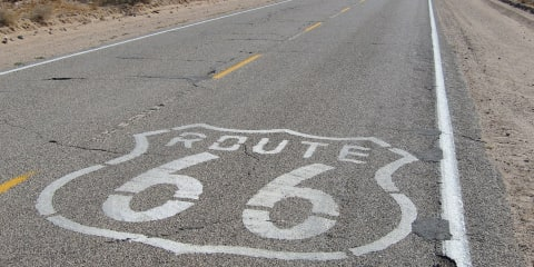 480km stretch of Route 66 in Illinois to be electrified