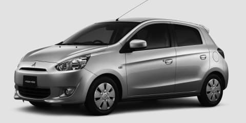 2012 Mitsubishi Mirage to make global sales debut in Thailand