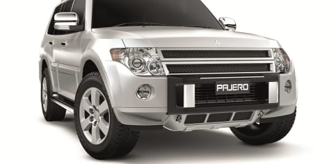 2011 MITSUBISHI PAJERO RX LIMITED EDITION Review