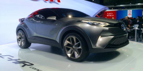 Toyota small SUV coming to Australia by the end of 2016