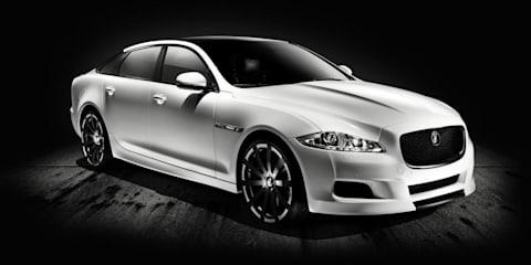 2010 Jaguar XJ75 Platinum Concept at Pebble Beach Concours D'Elegance