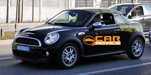 Mini Coupe Spy Photos
