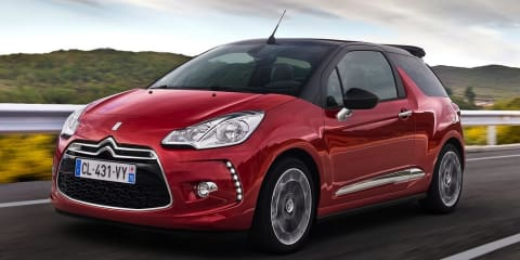 Citroen DS3 Cabrio: Australian specifications revealed