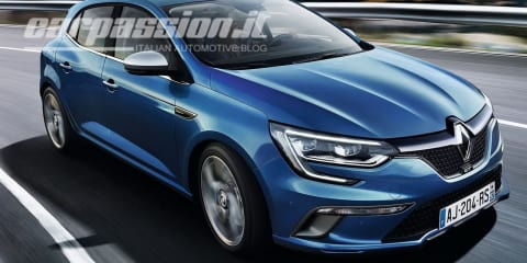 2016 Renault Megane revealed in new leaked images