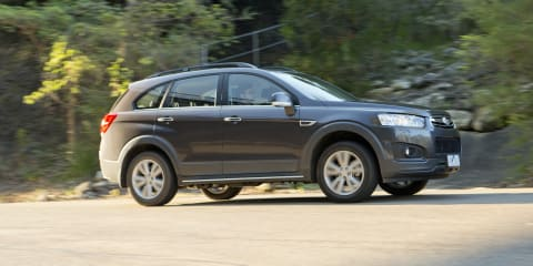 2014 Holden Captiva 7 Lt (AWD) Review