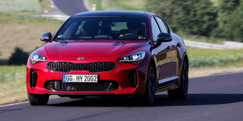 Kia Stinger V8 coming… to America? - UPDATE