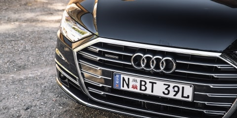 Audi avoiding the race to 'peak grille' - report