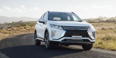 2018 Mitsubishi Eclipse Cross pricing and specs