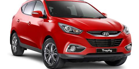 Hyundai i30, ix35, Elantra Trophy special editions launched