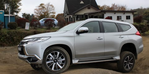 Mitsubishi Pajero Sport Review:: Quick drive