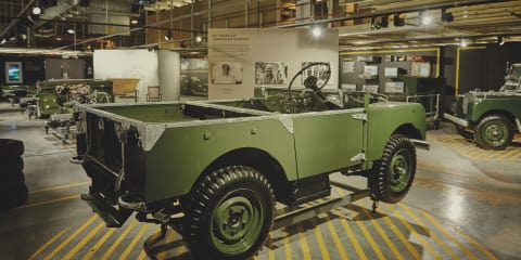 Land Rover Defender set to become a collector's item
