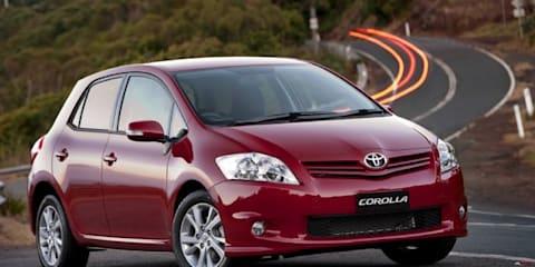 2011 Toyota Corolla Ascent Sport hits Australia