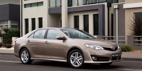 Toyota Australia targets 40,000 extra sales in 2012