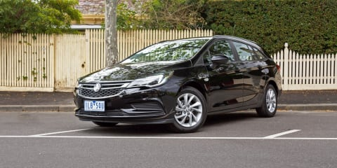 2018 Holden Astra Sportwagon LS+ review