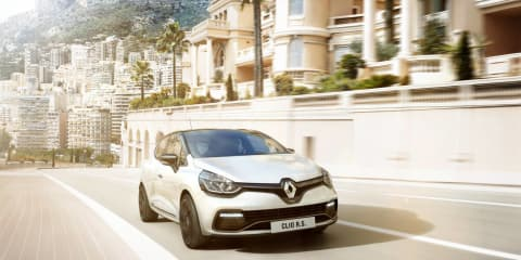 Renault Clio RS Monaco GP flagship touches down at $38,290