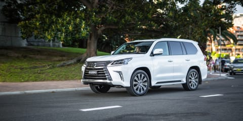 Lexus trademarks LX600 name