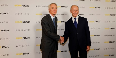 Renault-Nissan Alliance: New holding company chairman named