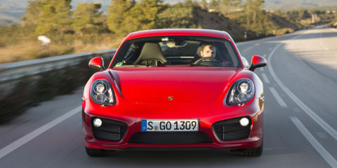 Porsche: 911 and Cayman to remain 6-cylinder; manual gearboxes to continue