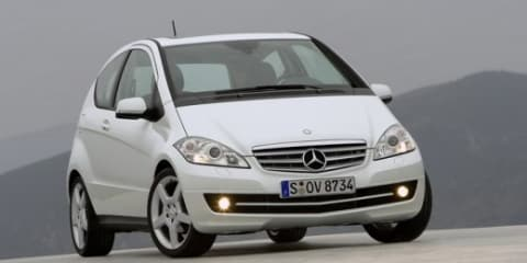 Daimler seeks new small car partner for 2010