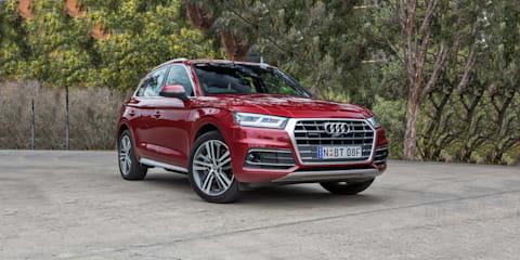 2017 Audi Q5 sport 2.0 TFSI review