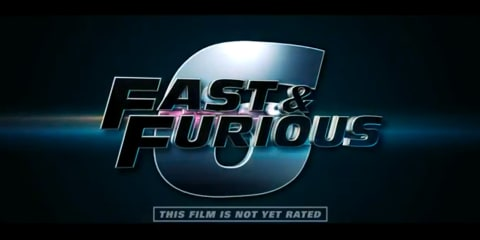 Fast and Furious 6 Super Bowl teaser