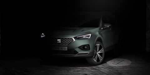 2019 Seat Tarraco name chosen, car teased