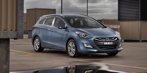Hyundai i30 wagon gets retuned Australian suspension for first time