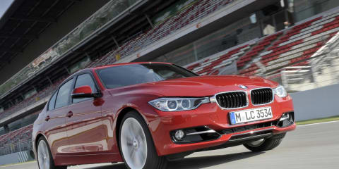 BMW: New Cars 2012