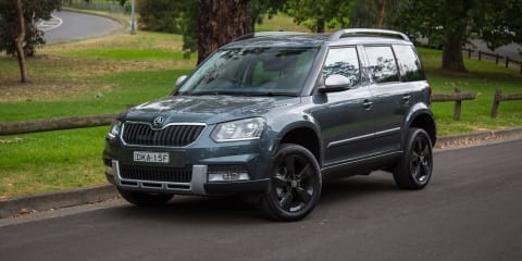 2017 Skoda Yeti 110TSI Outdoor review