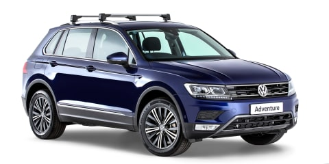 Volkswagen Tiguan Adventure on sale from $43,990