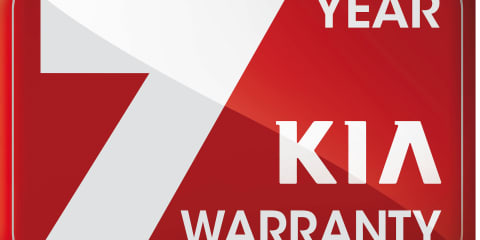 Kia Australia considering seven-year warranty