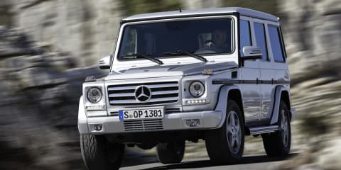2013 Mercedes-Benz G-Class: update for army-inspired off-roader