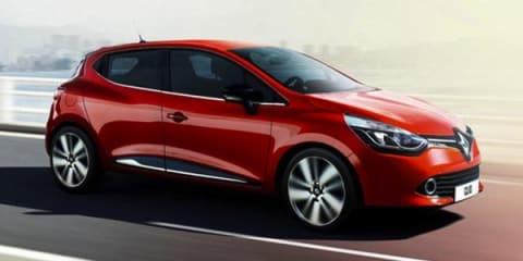 Renault Clio: new city car leaked