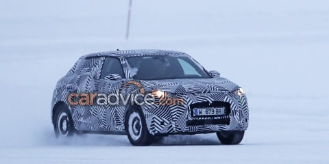2019 DS3 Crossback spied in the snow