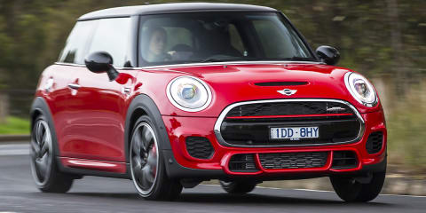 Mini Australia's JCW sales double global average