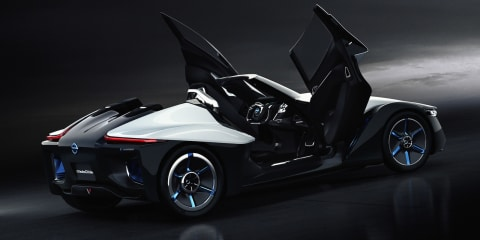 Nissan BladeGlider: performance EV concept revealed
