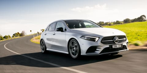 2018-19 Mercedes-Benz A-Class recalled