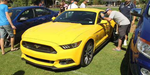 2015 Kiwanis All Ford Day Geelong