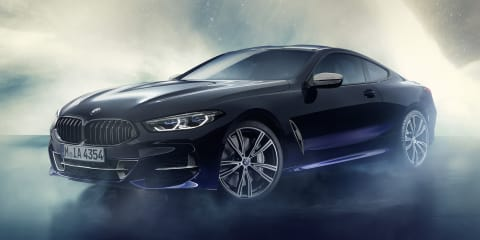 BMW M850i Night Sky revealed