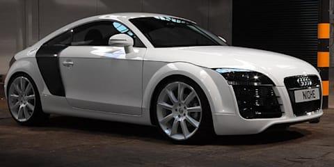 Audi R8 doppelganger