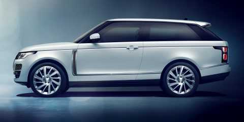 2018 Range Rover SV Coupe revealed, Australian debut confirmed
