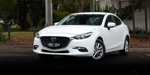 Mazda 3 Reviews: Review, Specification, Price | CarAdvice