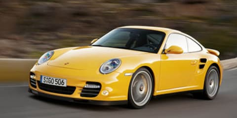 2010 Porsche 911 Turbo facelift revealed