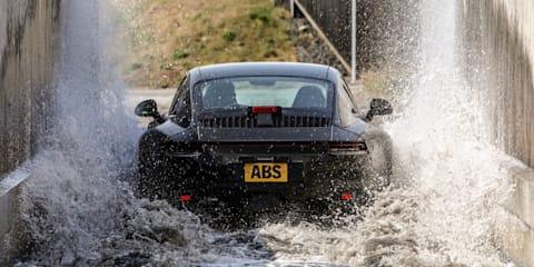 2019 Porsche 911 teased
