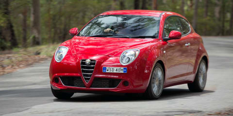 2012 Alfa Romeo Mito recalled for brake fix
